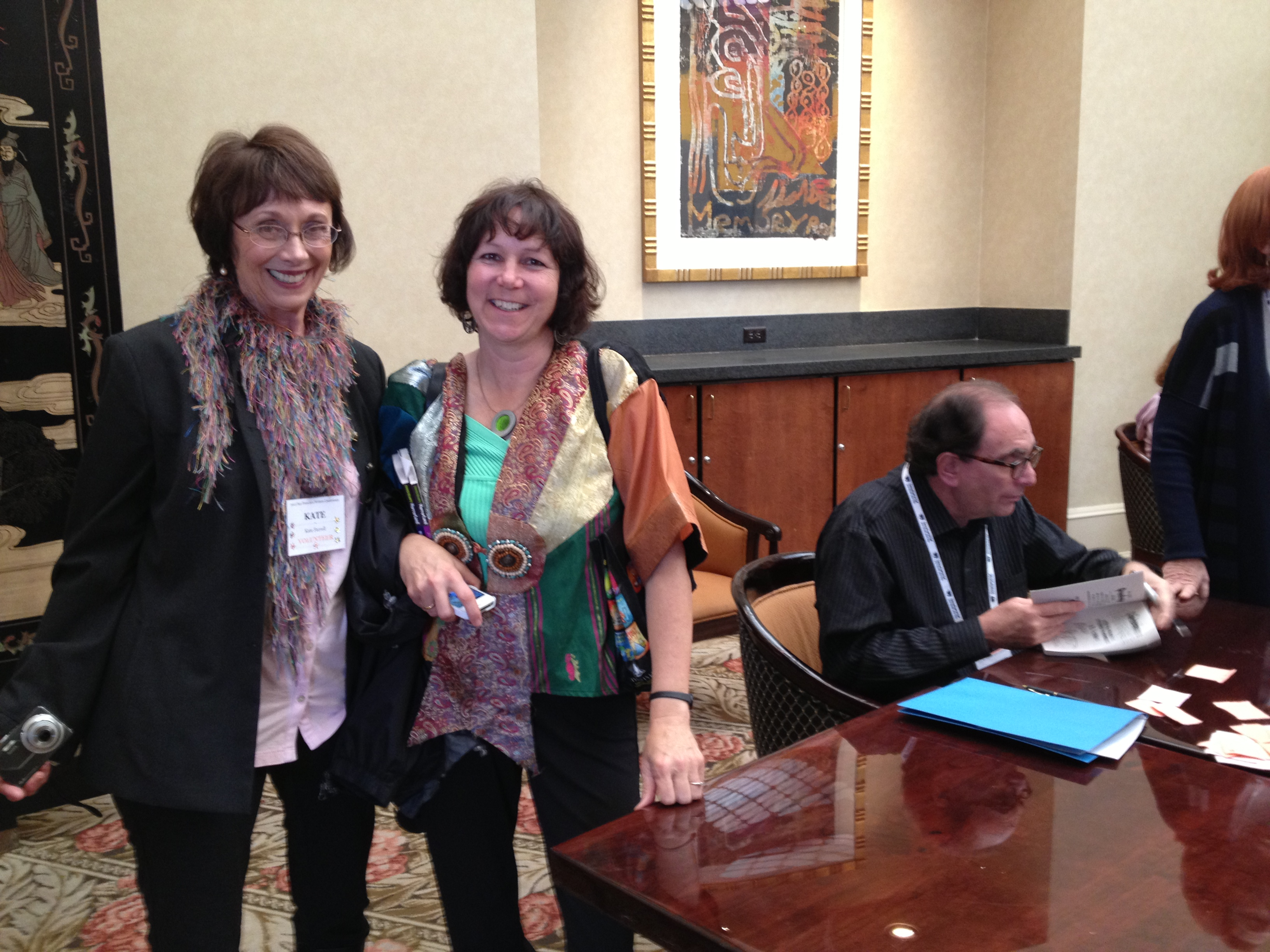 R.L. Stine Signs Books at the San Francisco Writers Conference