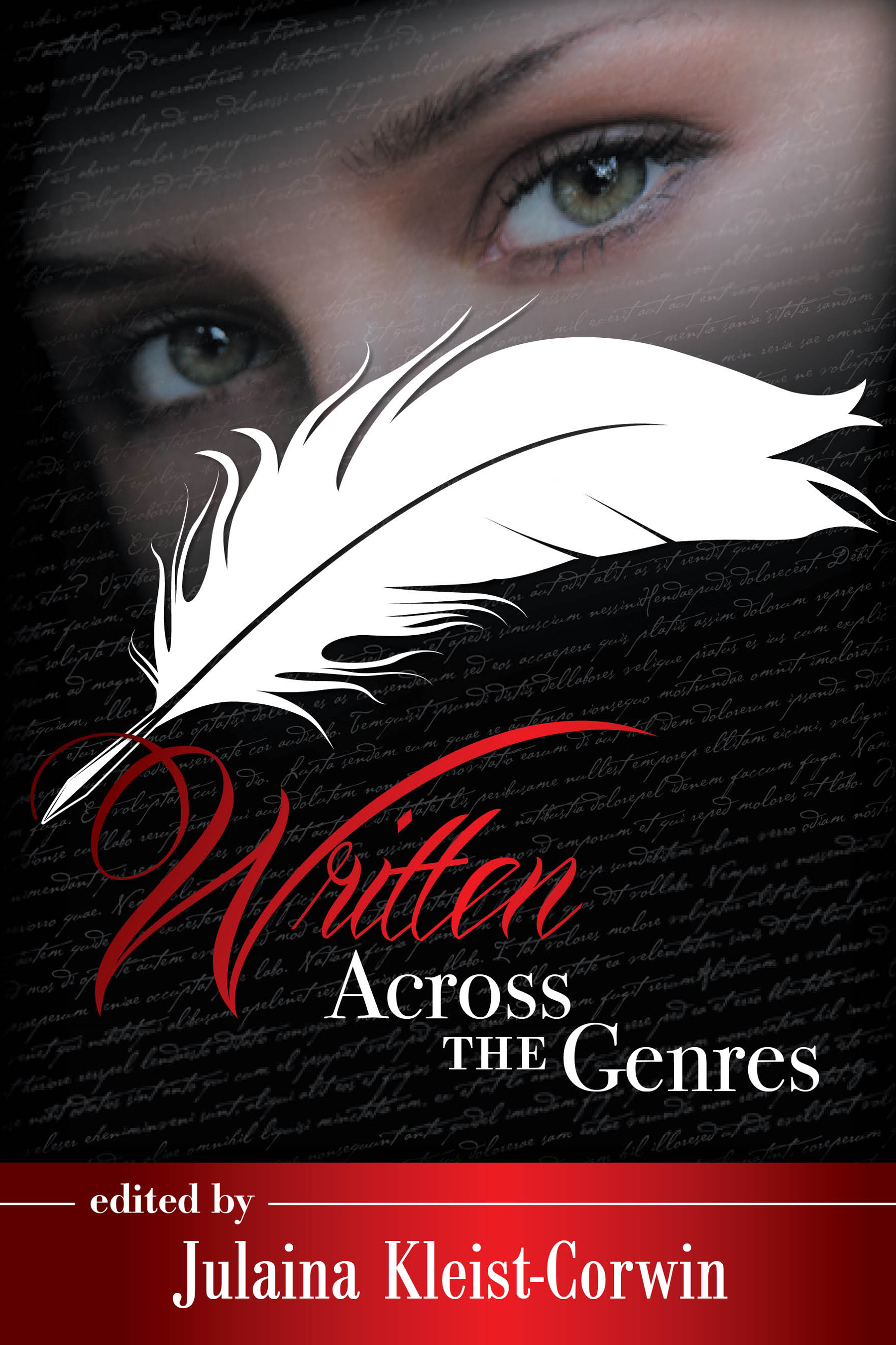 FrontCover of Written Across the GenresHI