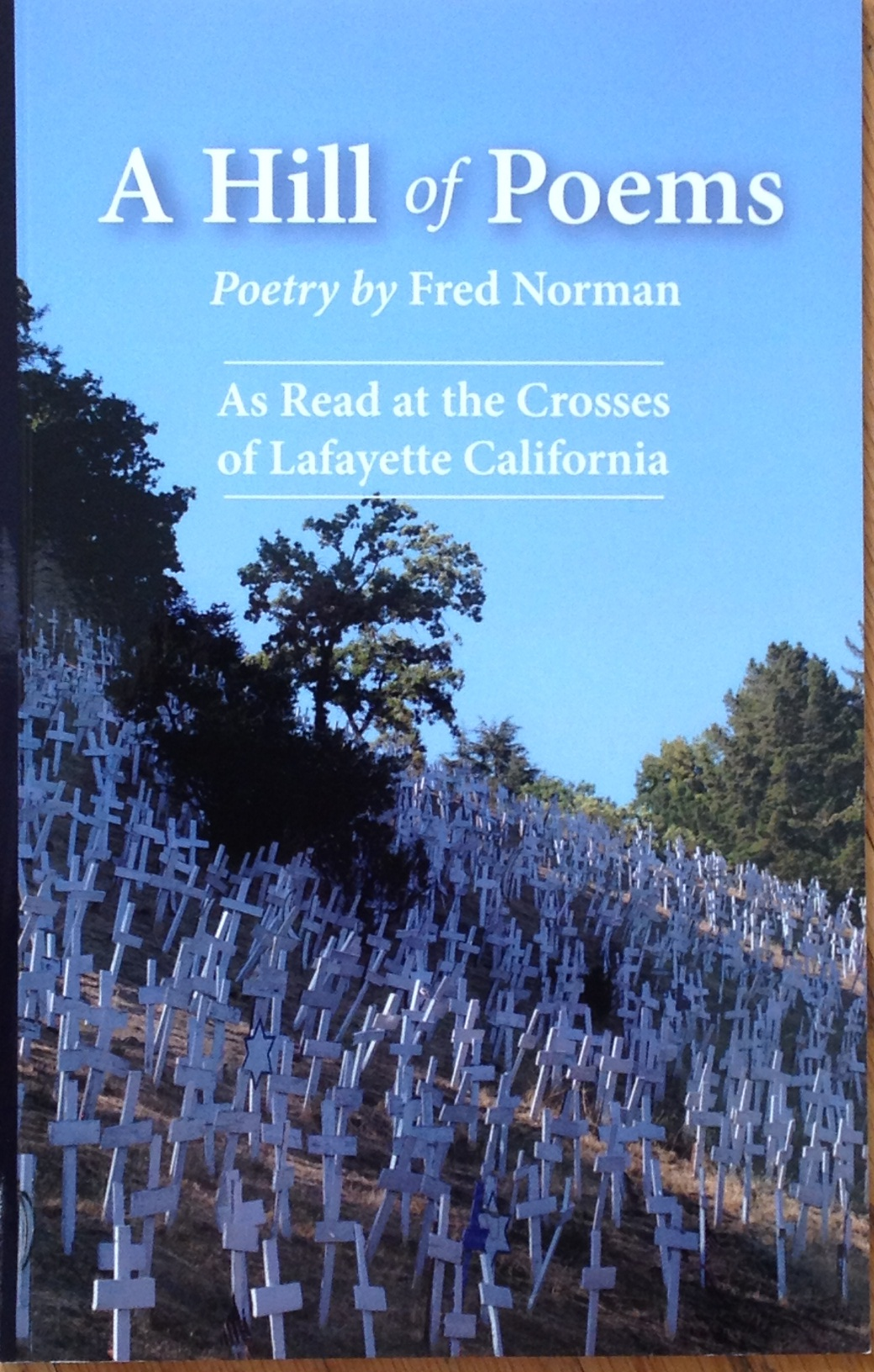 Fred's book cover