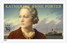 Katherine Anne Porter postage stamp