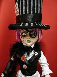 Doll with top hat