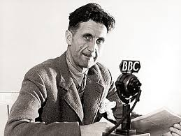 George Orwell with BBC