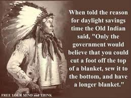 indian about daylight savings
