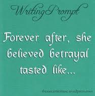 taste of betrayal