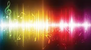 Music color vibrations