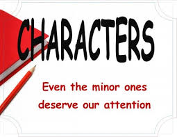 secondary characters deserve attention