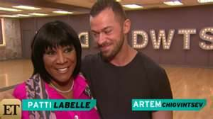Patti LaBelle on DWTStars
