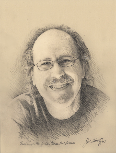 Paul Levinson headshot