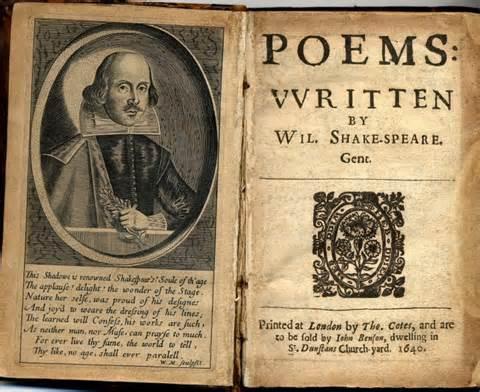 Shakespeare' poam book