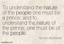 Nicollo Mach quote people & prince