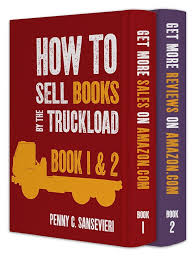 Penny Sansevieri truckload books