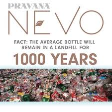 Plastic bottles remain for 1000 years