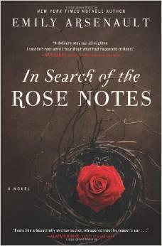 Amy Rrsenault book