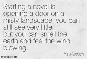 Iris Murdoch a novel in sensory