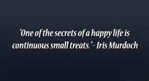 Iris Murdoch secrets of happy