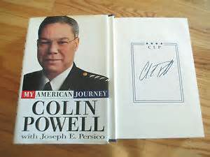 Colin Powell book